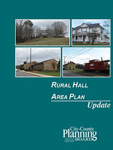 Rural Hall Area Plan Update