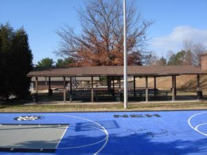 Reynolds 4 Basketball Court