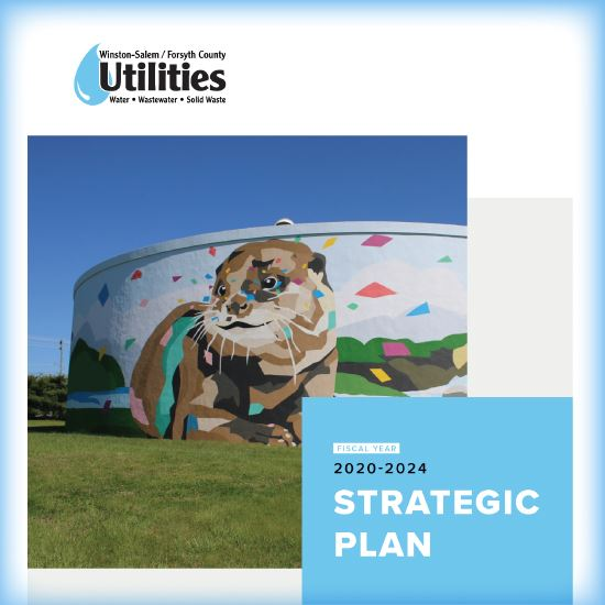 WSFCU Strategic Plan cover